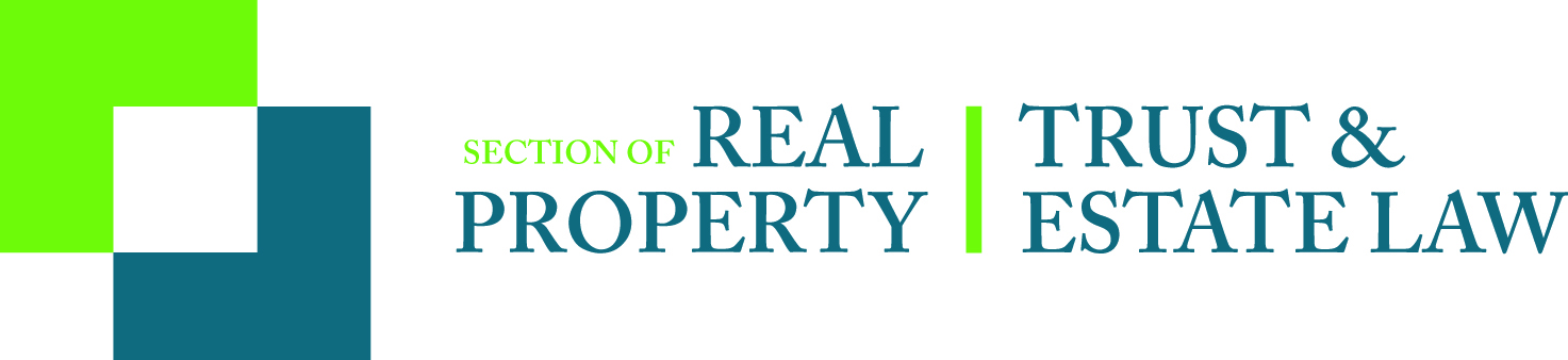 Real Property, Trust & Estate Law Journal